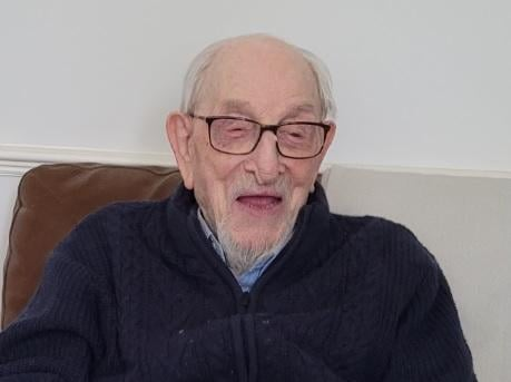 Donald Welch turns 100 today (March 31).