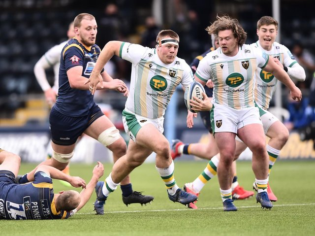 Paul Hill played a starring role at Sixways last Saturday