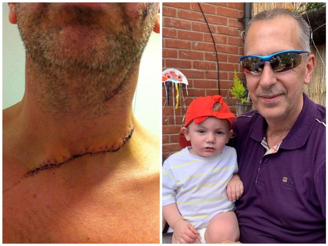 Simon Glover has seen six new grandkids since his horrific injury on Good Friday in 2013
