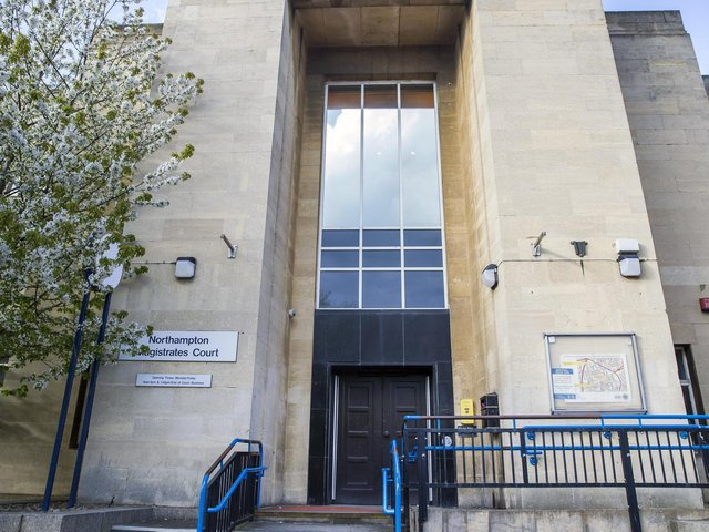 Tonks appeared at Northampton Magistrates Court on March 29.