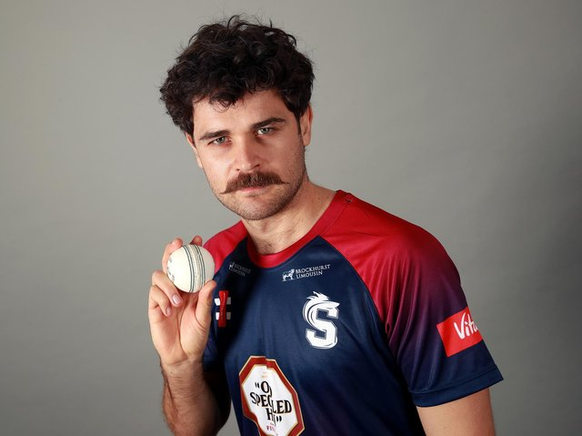Nathan Buck is staying at Northants
