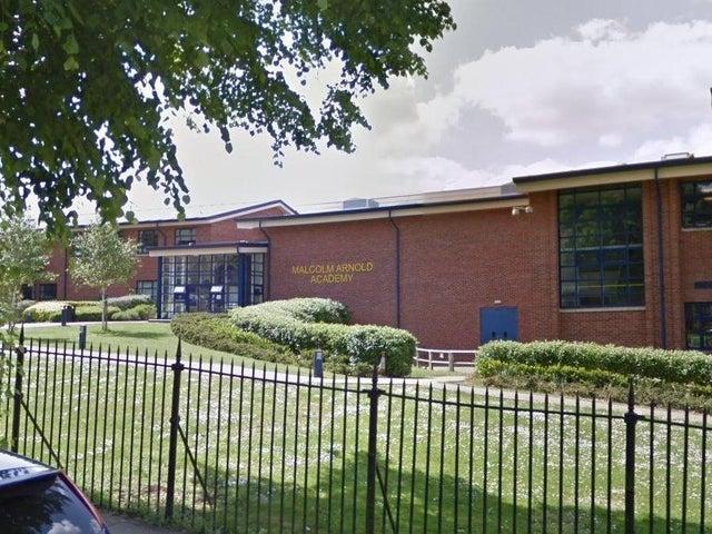 Malcolm Arnold Academy. Photo: Google