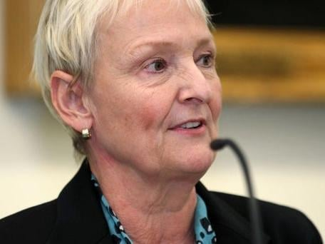 Dr Sonia Swart, Northampton General Hospital's chief executive