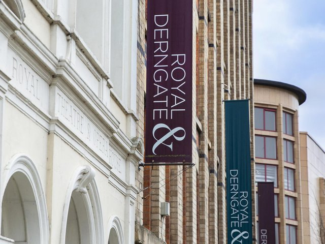 Northampton Theatres Trust, which runs the Royal and Derngate, has been given the most money in the town