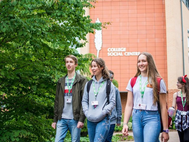 Moulton College has been complimented in a recent Ofsted report following two scathing inspections in 2018 and 2019. Copyright Moulton College, file photo.