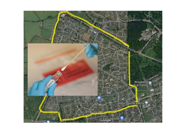 Covid testing will be introduced on the Beanfield Estate