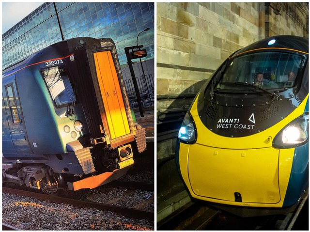 Trains through Northampton and Milton Keynes are severely disrupted on Sunday morning