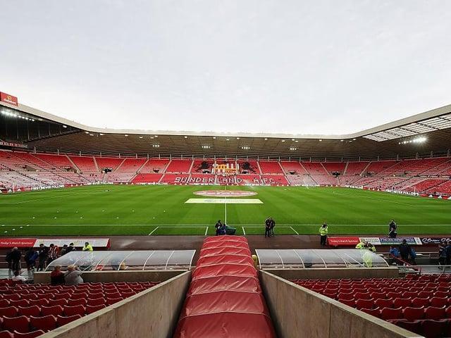 The Stadium of Light.