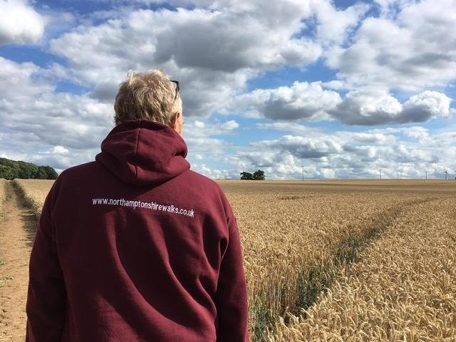 Dave Askew from Northamptonshire Walks