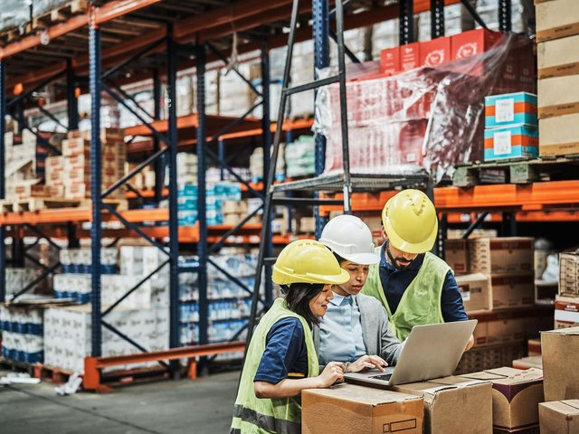 As a result of the pandemic, UK unemployment currently sits at five per cent, however, transport and logistics is one of the only sectors actively recruiting. Photo: Prologis UK