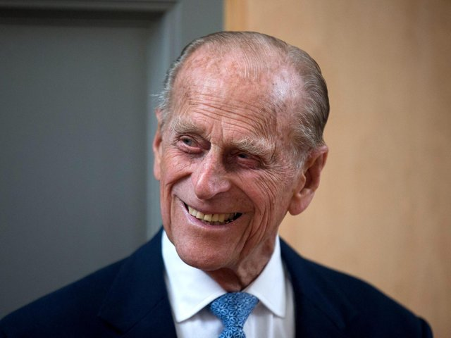 HRH, Duke of Edinburgh, Prince Philip.