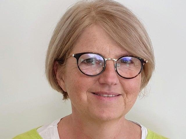 The new chief executive of West Northamptonshire Council, Anna Earnshaw