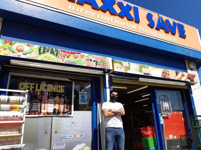 Ozan Atila owns Maxxi Save