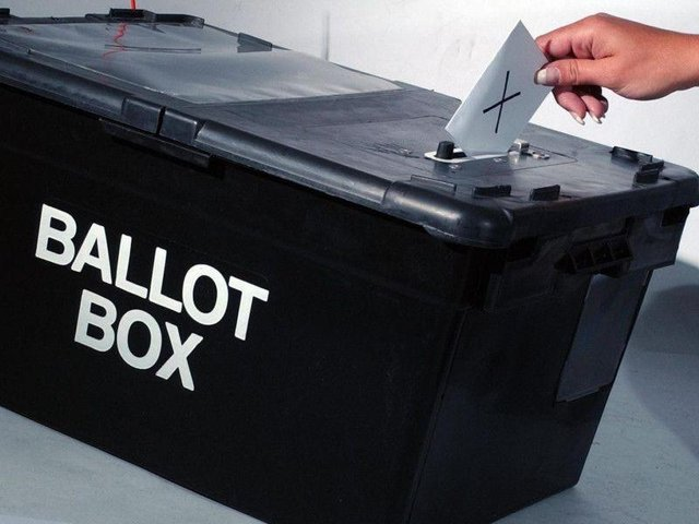 The election for the new West Northamptonshire Council takes place next month
