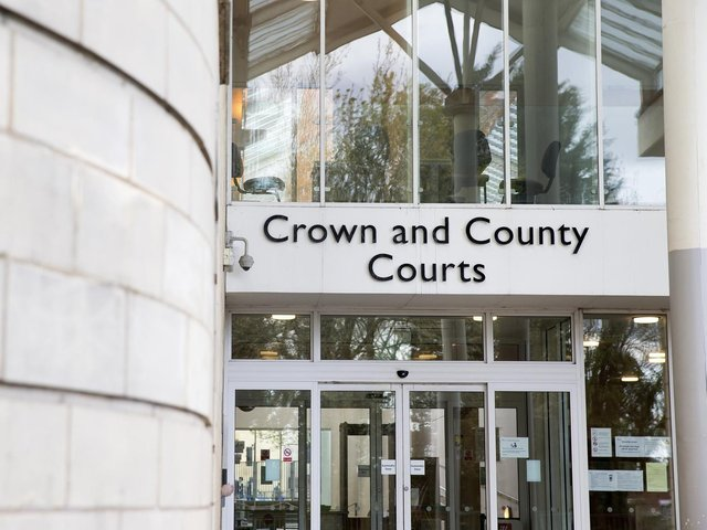 Paedophile Anthony Moore was spared jail at Northampton Crown Court