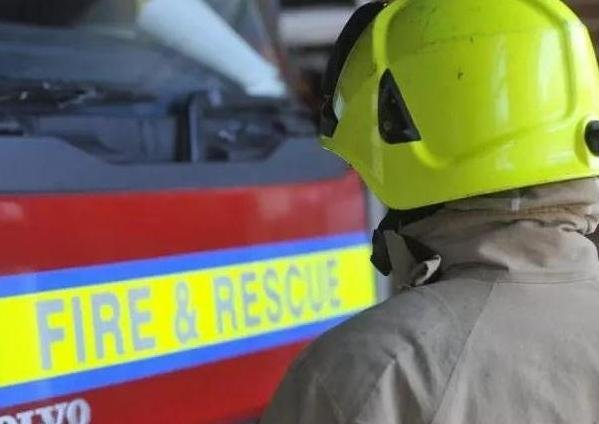 Northamptonshire fire crews dealt with 11 incidents last weekend where fires had been started deliberately