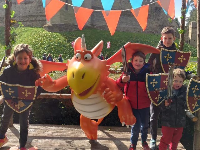 Zog is one of Julia Donaldsons most popular characters. Image: JPI Media