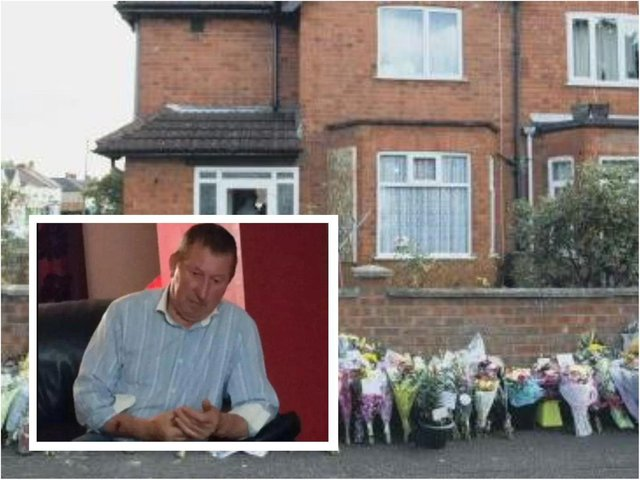 A man accused of murdering Northampton's David Brickwood allegedly left his DNA at the scene.