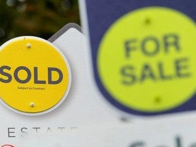 House prices have risen in several areas of Northampton.