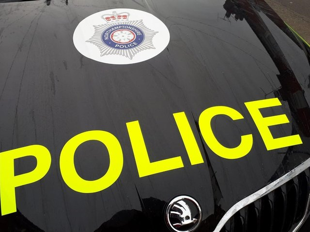 Police have confirmed a person died in this morning's crash on the A428 near Northampton