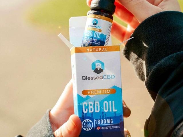 Blessed CBD oil
