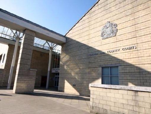 Jones appeared at Northampton Crown Court last week