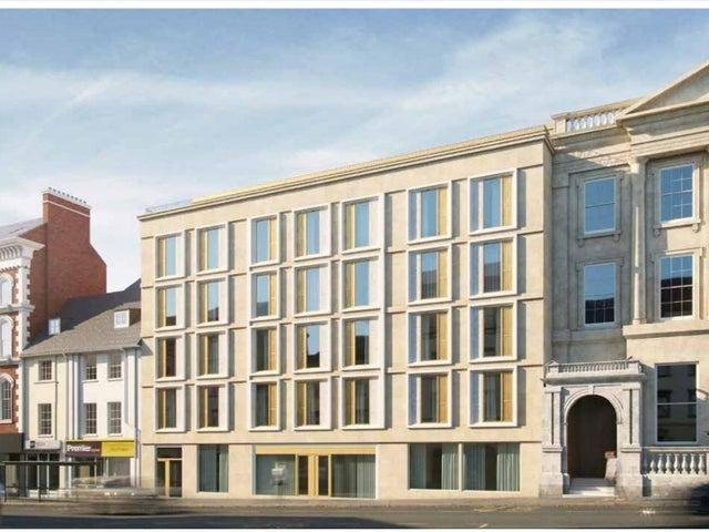 """Plans were unveiled in February this year to build 201 student flats in the empty three-storey Debenhams building in the Drapery, Northampton.  The proposals were submitted to the then Northampton Borough Council by luxury student property specialists, Zone.  According to the plans, the building's three storeys would include a retail unit, bicycle store, bin storage, entertainment rooms, a lounge, gym, laundry room, flats, alongside study spaces and rooftop terraces, which will """"allow views out across the surrounding town"""".  A decision is yet to be made by the council to approve the works.   Debenhams has been a presence in Northampton since 1952 when it bought the Adnitt Brothers store in the Drapery, rebranding it in 1973."""