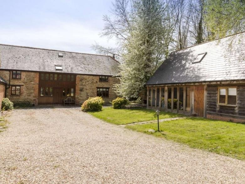 Willow Barn in Caldecote is on the market for £1.3million with Savills