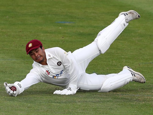 Ricardo Vasconcelos will keep wicket, open the batting and captain Northants in their Championship date with Yorkshire at Headingley