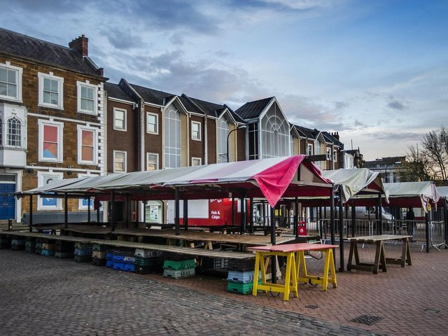 Market traders are among those who can apply for an Additional Restrictions Grant (April) through West Northamptonshire Council