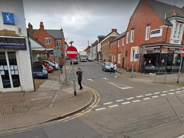 The plan is for a home in Allen Road, Northampton. Picture: Google Maps