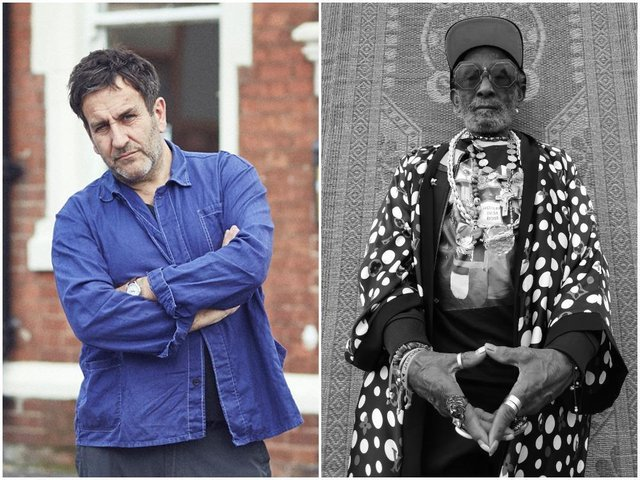Terry Hall from The Specials (left) and Lee Scratch Perry are headliners for Kaya Festival at Overstone Park over the August bank holiday weekend