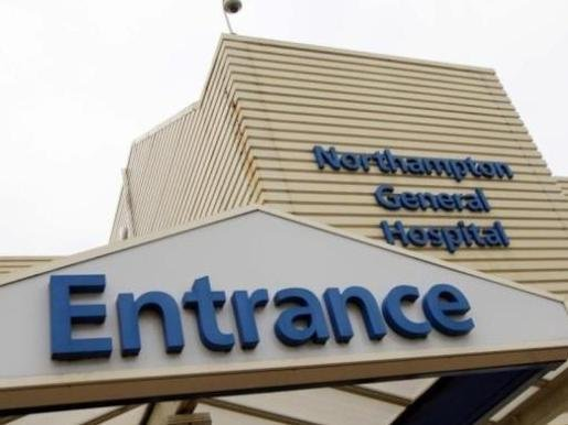 The terrifying assault took place on a children's ward at NGH in May 2019