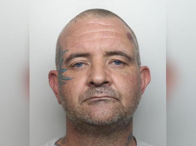 Wayne Steele has been jailed.