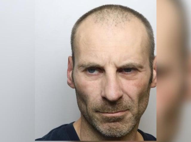 Burglar Robert Moore is behind bars after 'blighting' his community