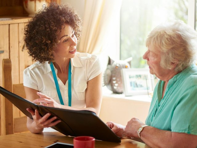 Age UK is asking Northamptonshire's people what they can do to help the public following the pandemic.