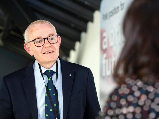 Councillor Ian McCord