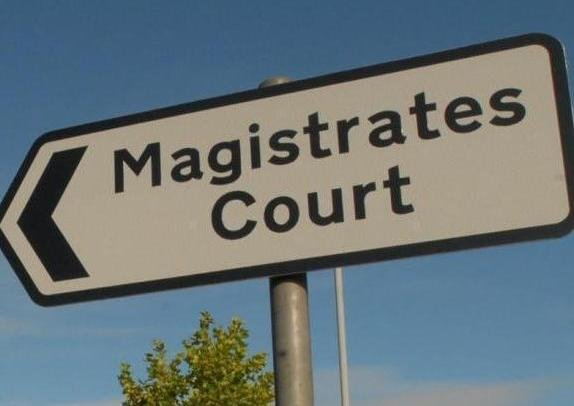 Local magistrates deal with hundreds of cases each week