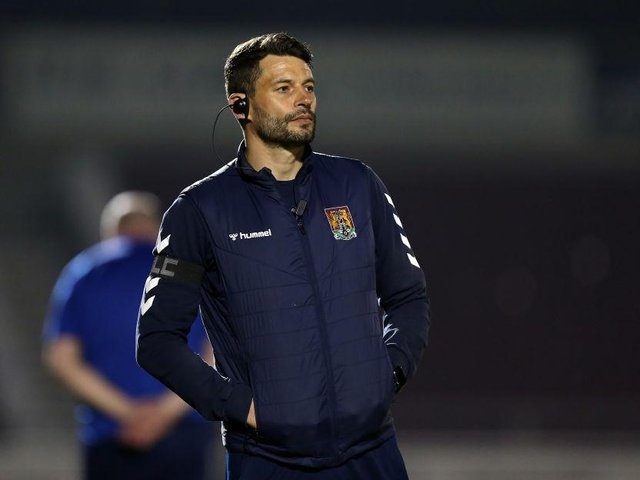 Marc Richards will remain first-team coach.