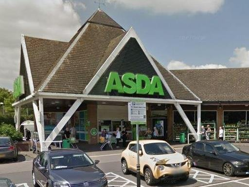 Patrascu stole nearly £2,000 of booze from the Asda in Harborough Road