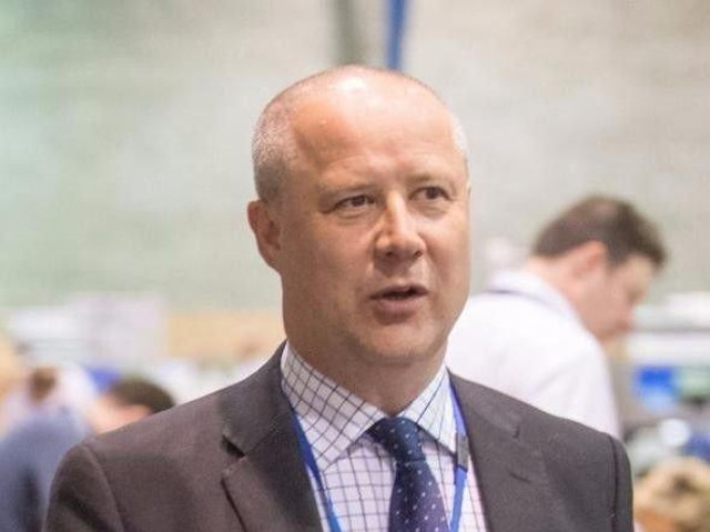 The Conservatives' Stephen Mold has been elected Northamptonshire's Police and Crime Commissioner for a second term.