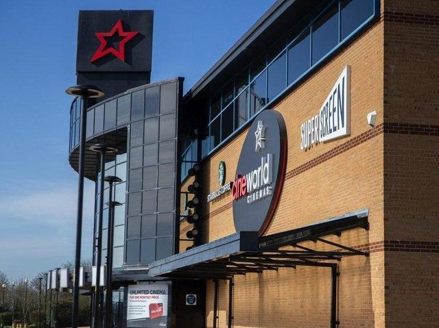 Cineworld is set to unlock its doors for the first time in more than a year