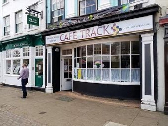 Cafe Track will reopen in earnest this Monday for the first time since the first lockdown.