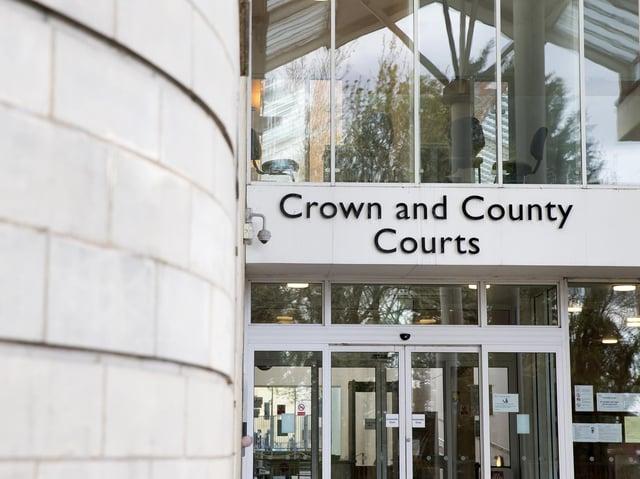 Northampton Crown Court.