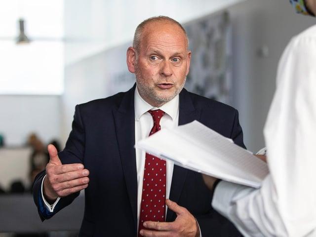 Councillor Jonathan Nunn