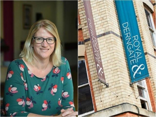 Royal & Derngate chief executive is excited to finally be able to welcome audiences back.