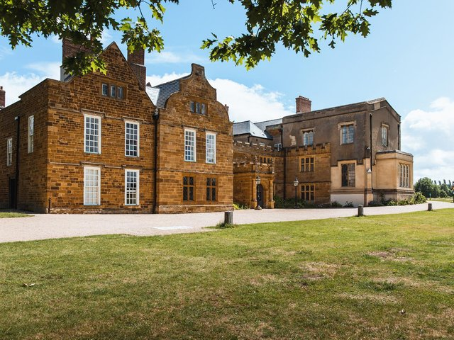 Delapre Abbey is set to reopen next Thursday, May 20.