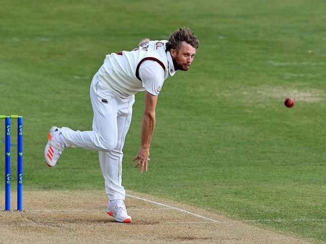 Gareth Berg has been in great form for Northants this season