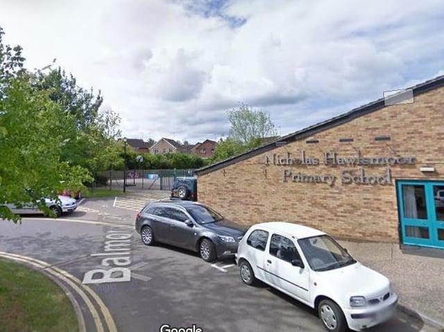 Nicholas Hawksmoore Primary School in Towcester.