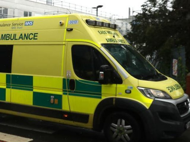 Paramedics and police were called to the Kingsley property at around 7am on Tuesday